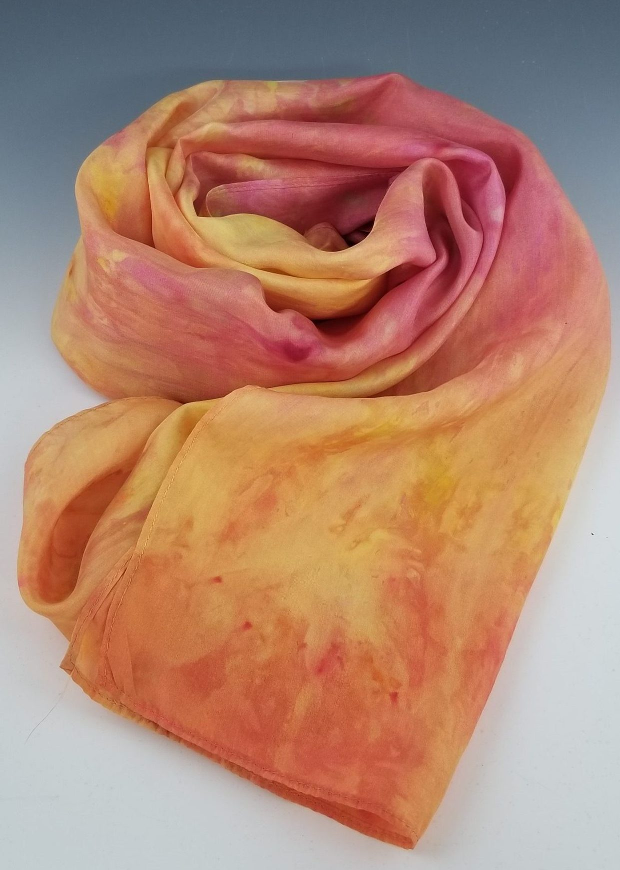 Habotai Silk Scarf
